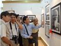 Ảnh chân dung PGS Văn Như Cương đạt giải Nhất cuộc thi ảnh về người Hà Nội