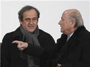 Blatter, Platini và Valcke bị treo ghế 90 ngày