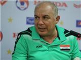 HLV tuyển Iraq: 'Nguyên Mạnh chơi hay như thế này Việt Nam sẽ thắng Thái Lan'