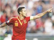 01h45 ngày 10/10, Tây Ban Nha - Luxembourg: Đã đến lúc Thiago thay Xavi