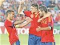 """""""La Roja"""" của những nhà vô địch"""
