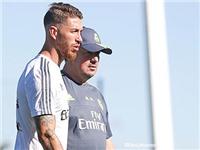 Nội bộ Real Madrid: Benitez đừng gây sự với Sergio Ramos!
