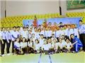 TP.HCM áp đảo tại giải vô địch Vovinam toàn quốc 2015