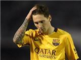 Lionel Messi bình phục nhanh hơn nhờ thiết bị bí mật được sử dụng trong quân đội