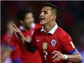 Chile 2-0 Brazil: Sanchez ghi bàn, Chile lần đầu thắng Brazil sau 15 năm