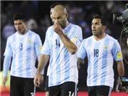 Argentina - Ecuador 0-2: Hai phút thảm họa