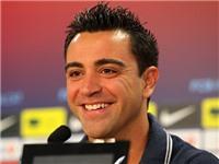 Xavi: 'Pep Guardiola sẽ thành công tại Premier League hay bất cứ đâu'