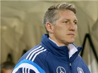 Tuyển Đức mất Goetze và Schweinsteiger trước trận gặp Gruzia