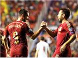 Tây Ban Nha 4-0 Luxembourg: TBN giành vé, Silva và Morata chấn thương nặng