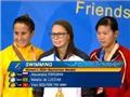 Ánh Viên giành HCĐ 200m bơi ngửa