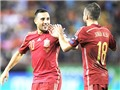 Tây Ban Nha thắng Luxembourg 4-0: Đến Pháp với đội hình Premier League