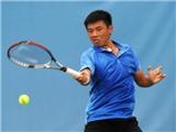 Hoàng Nam gặp khó tại giải quần vợt Việt Nam Open 2015