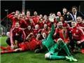 Xứ Wales lần đầu dự VCK một giải đấu lớn từ năm 1958