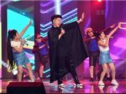 Giọng hát Việt nhí liveshow 6: Học trò cưng của Mỹ Tâm vụng về làm khách mời trong phần thi tam ca