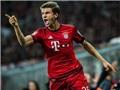 Thomas Mueller hé lộ khả năng gia nhập Premier League vì... lương cao