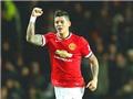 Man United: Rojo xứng đáng được Van Gaal trao thêm cơ hội