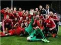 Con số & Bình luận: Lần đầu tiên trong lịch sử xứ Wales tham dự VCK Euro