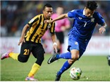 Chiêm ngưỡng những màn phối hợp tiki-taka cực đỉnh của tuyển Thái Lan