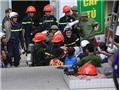 Giật mình sau những vụ cháy nổ tại chung cư cao tầng ở Hà Nội