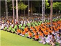 """2.000 thanh niên tham dự """"Hội trại Thanh niên Phật tử Việt Nam"""""""