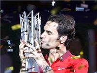 Giải quần vợt Thượng Hải Masters: Chờ Federer làm nên chuyện