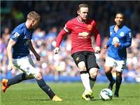 Cuối tuần này, Everton - Man United: Rooney và nỗi ám ảnh Goodison Park