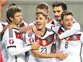 Đức thắng Georgia 2-1: Thắng 'canh bạc' bằng 'con bạc' Max Kruse