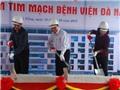 Đà Nẵng khởi công Trung tâm tim mạch hơn 236 tỷ đồng