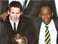 Pele: 'Messi xuất sắc nhất thế giới trong thập kỷ qua'