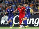 TRỰC TIẾP, Việt Nam 0-0 Thái Lan:  Công Vinh và Hồng Quân  đá chính. Công Phượng dự bị