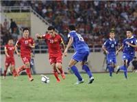 Chấm điểm Việt Nam 0–3 Thái Lan: Nguyên Mạnh vẫn đáng khen