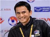 HLV Kiatisuk: 'Thái Lan số 1 Đông Nam Á'