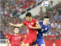 Việt Nam 0-3 Thái Lan: Sức chỉ có thế