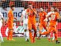 Hà Lan 2-3 CH Czech: Van Persie phản lưới nhà, Hà Lan vắng mặt ở EURO 2016
