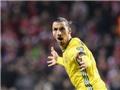 Xem lại cú sút phạt 'cực cong' của Ibrahimovic