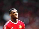 Thiếu vắng Anthony Martial, Man United sẽ lại rơi vào bế tắc