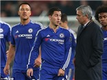 HLV Mourinho: 'Tôi không cần phải dọn dẹp phòng thay đồ. Chelsea sẽ vào top 4'