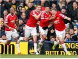 Watford 1-2 Man United: 'Quỷ đỏ' thắng may mắn ở phút bù giờ
