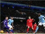 Man City 1-4 Liverpool: Thua đau trên sân nhà, City mất luôn ngôi đầu