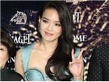 VIDEO: Ngắm Thư Kỳ đẹp mặn mà trên thảm đỏ Kim Mã 2015