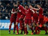 Schalke 1-3 Bayern Munich: Alaba, Martinez và Mueller giúp Bayern Munich thắng trận thứ 12