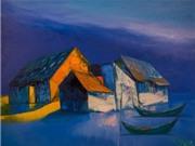 Ngắm tác phẩm các họa sĩ đóng góp vì 'Giấc mơ hồi sinh' nhà Lang