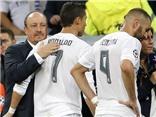 Ronaldo lại hục hặc ở Madrid: 'Hoặc là Benitez, hoặc là tôi'