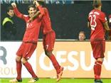 Bayern Munich thống trị Bundesliga: Pep đang thừa mứa tài năng