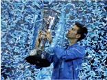 Thắng Federer, Djokovic vô địch ATP World Tour Finals, đoạt danh hiệu thứ 11 trong năm 2015