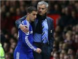 Hazard: 'Tôi đã đề nghị Mourinho đổi chiến thuật và Chelsea đã thắng'