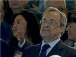 Florentino Perez: 'Các Ultras lúc nào chẳng ca bài Florentino biến đi'