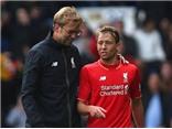 Liverpool: Lucas Leiva mới là tiền vệ quan trọng nhất của Klopp