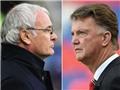 'Thợ hàn' Claudio Ranieri xát muối vào vết thương của Van Gaal