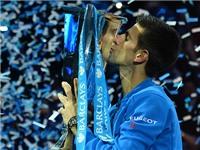 CHÙM ẢNH: Djokovic, Federer và những tay vợt có mùa giải thành công bậc nhất